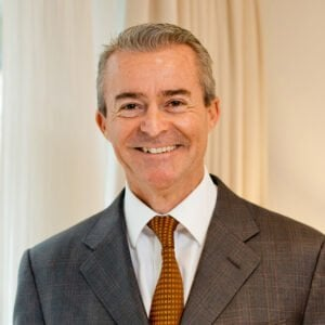 Regional Director at The Dorchester, Robert Whitfield