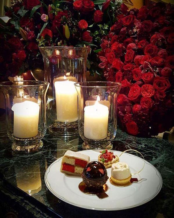 Valentine's Afternoon Tea @TheDorchester