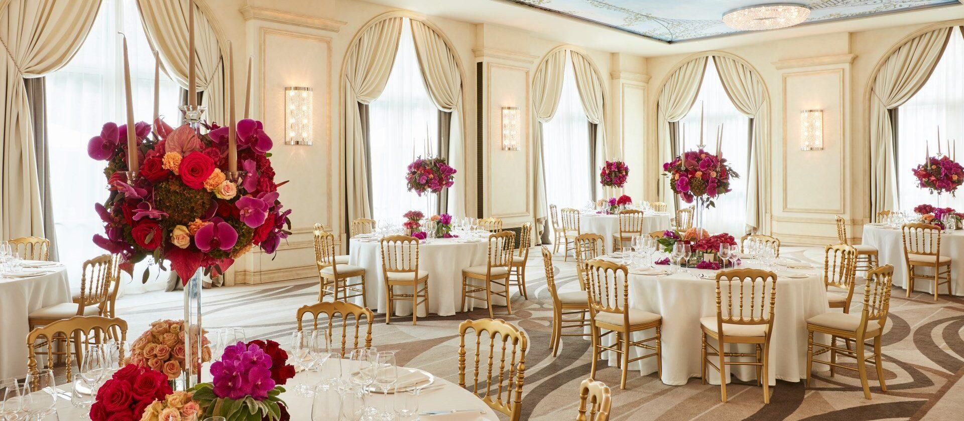 Hotel Principe di Savoia, Veranda event area