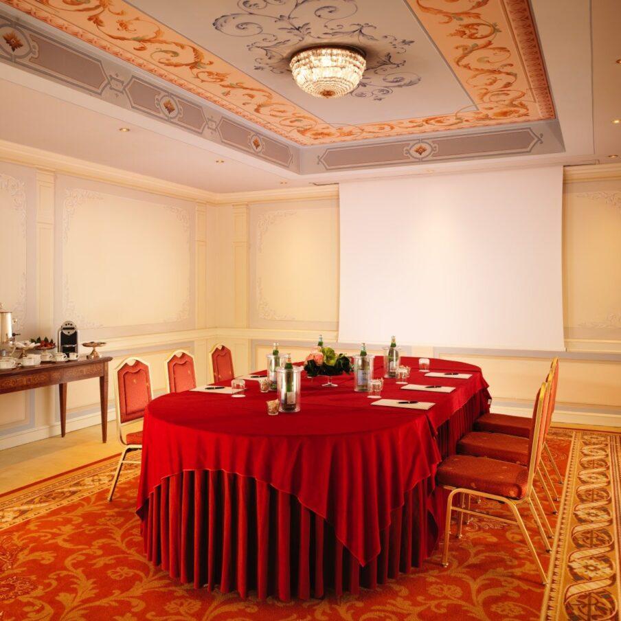 Hotel Principe di Savoia event spaces, Vespucci