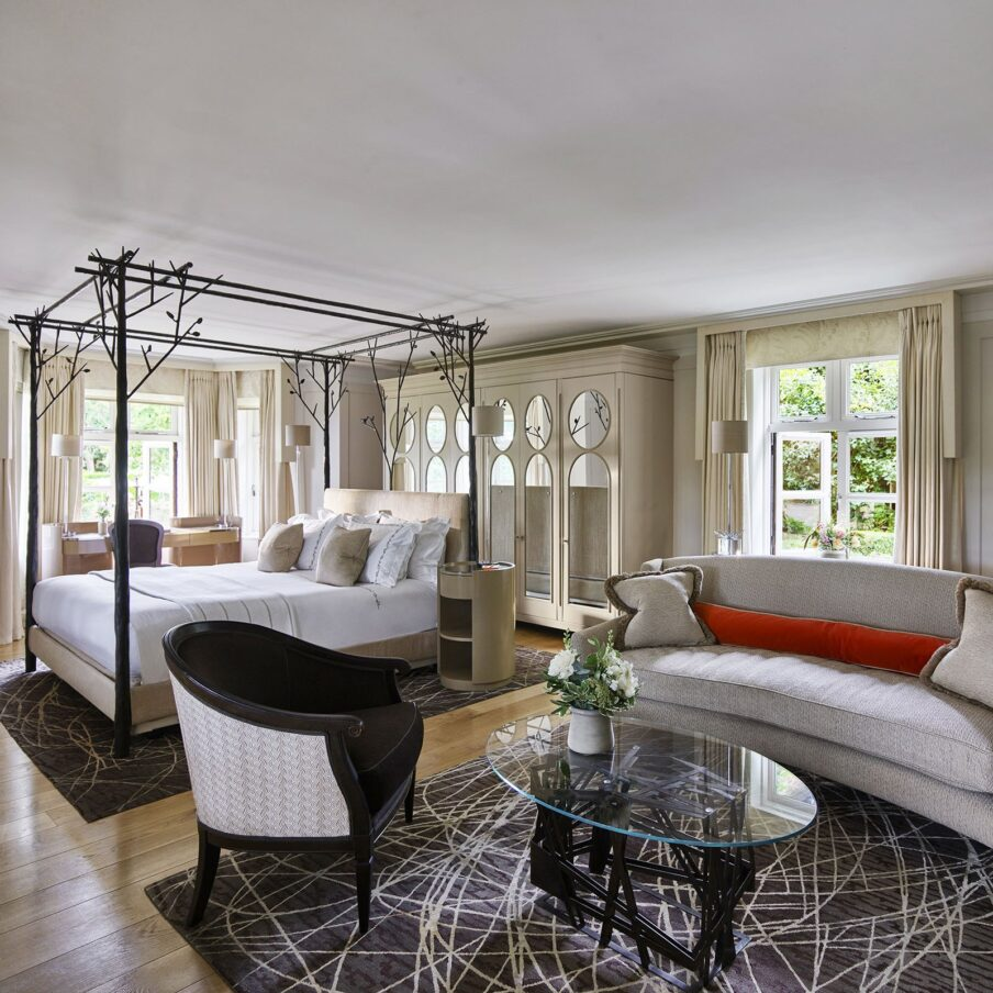 Gardener's East Cottage Suite