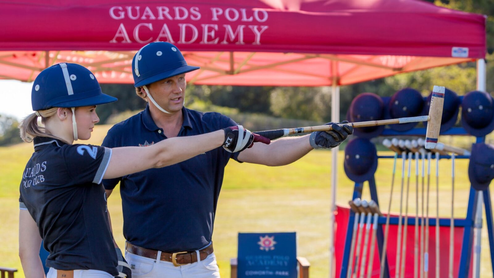 Guards Polo Academy at Coworth Park