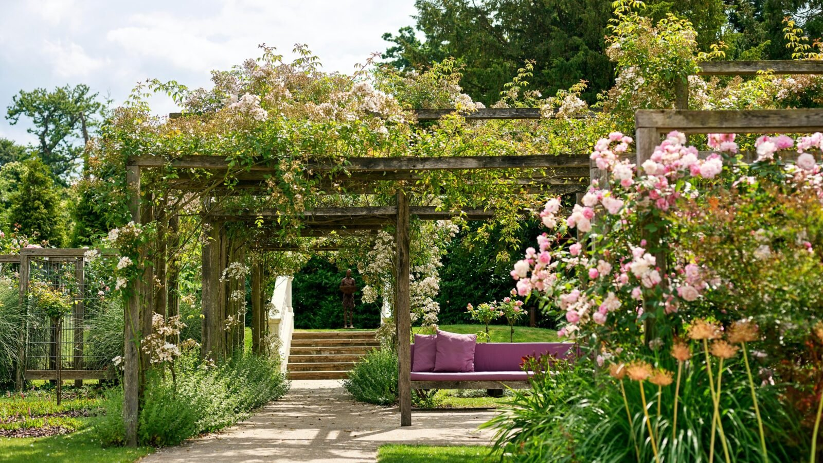 A true English garden