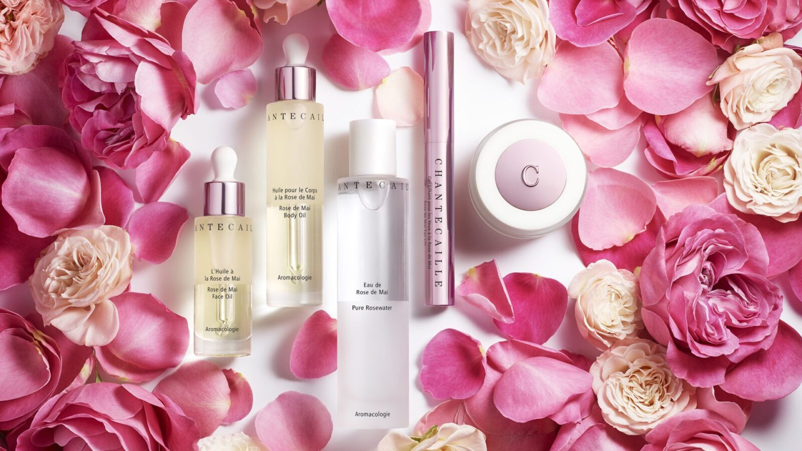 Skincare with flower power