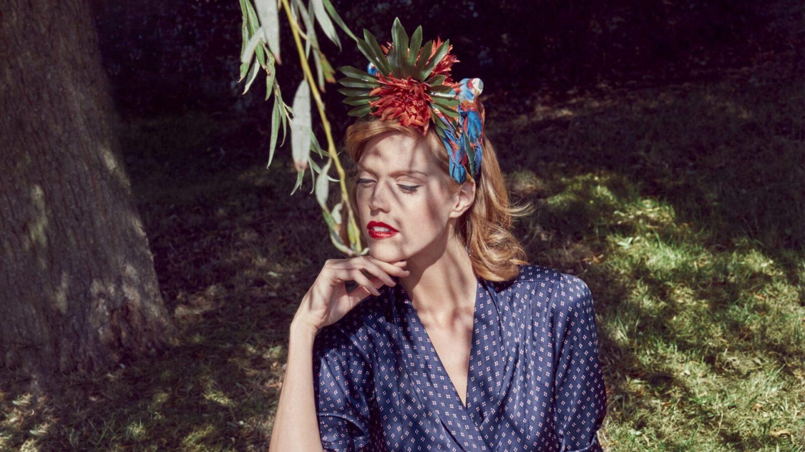 Monique Lee Milliner - Exclusive Launch of Hat Collection