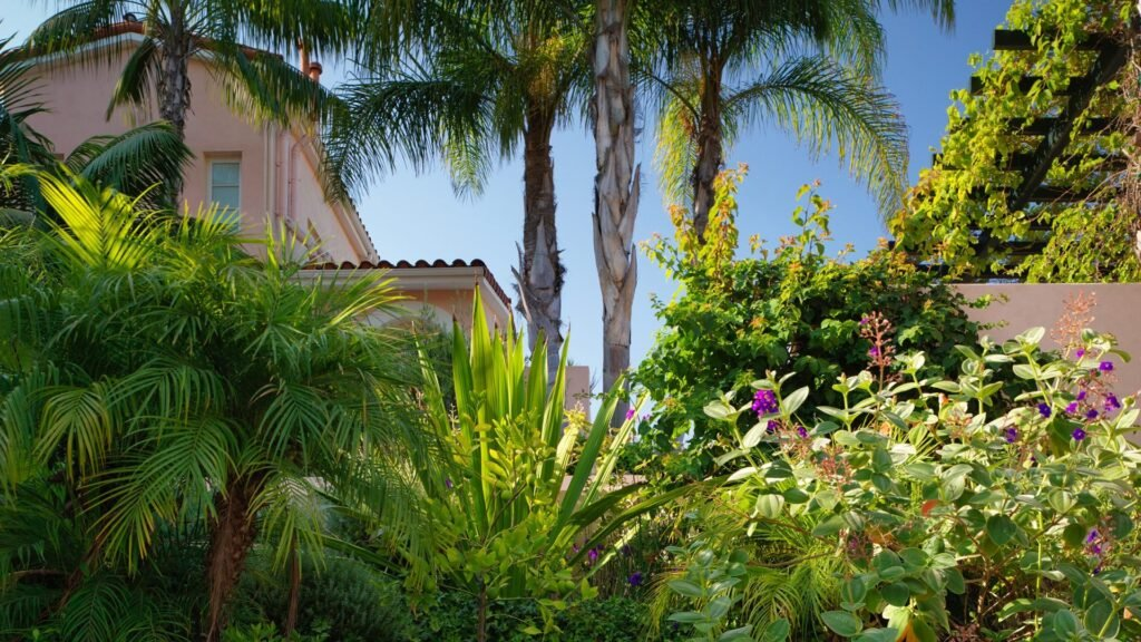Hotel Bel-Air's garden guide