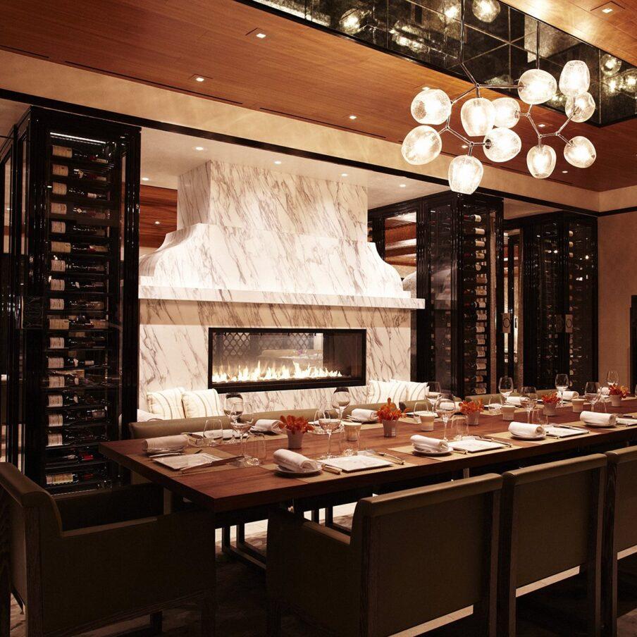 Private Dining Room Set: Restaurants & Bars