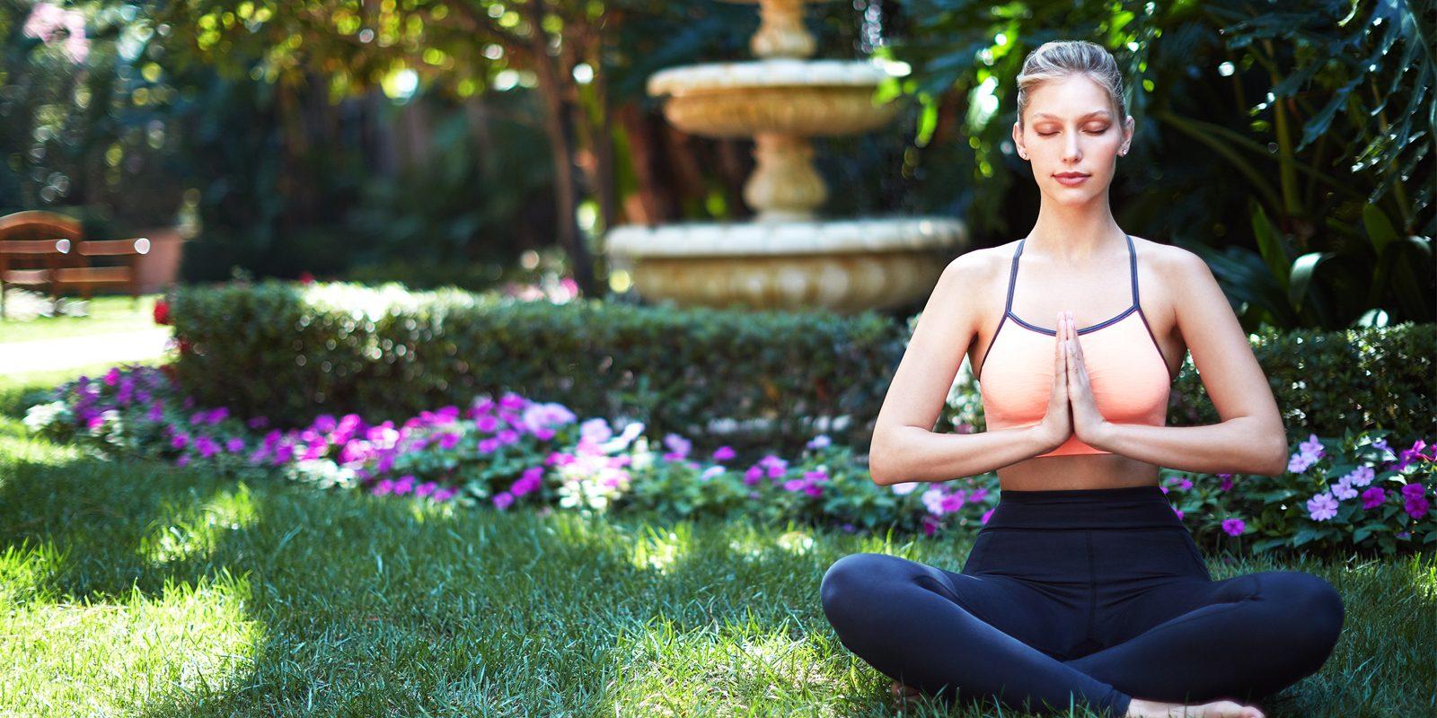 Practice finding your zen