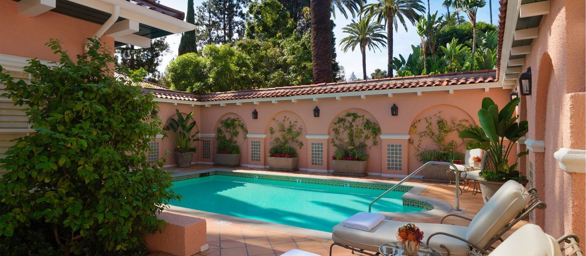 Beverly Hills Hotel Pool 2018 World S Best Hotels