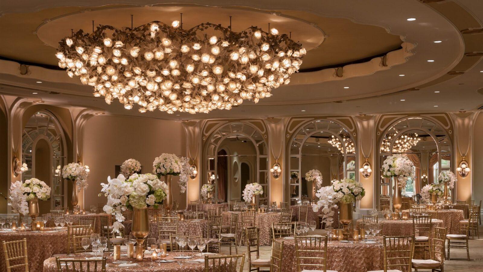 Crystal ballroom dorchester collection the range of spaces arubaitofo Choice Image