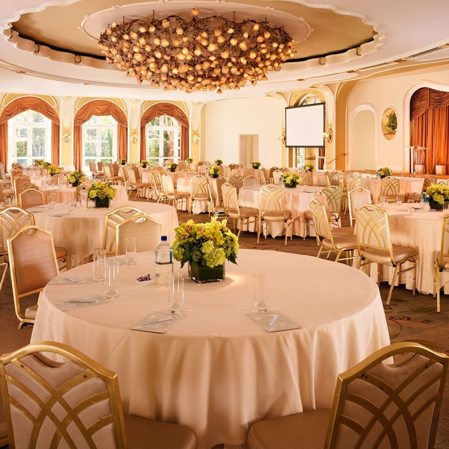 Meeting Rooms At The Beverly Hills Hotel Dorchester