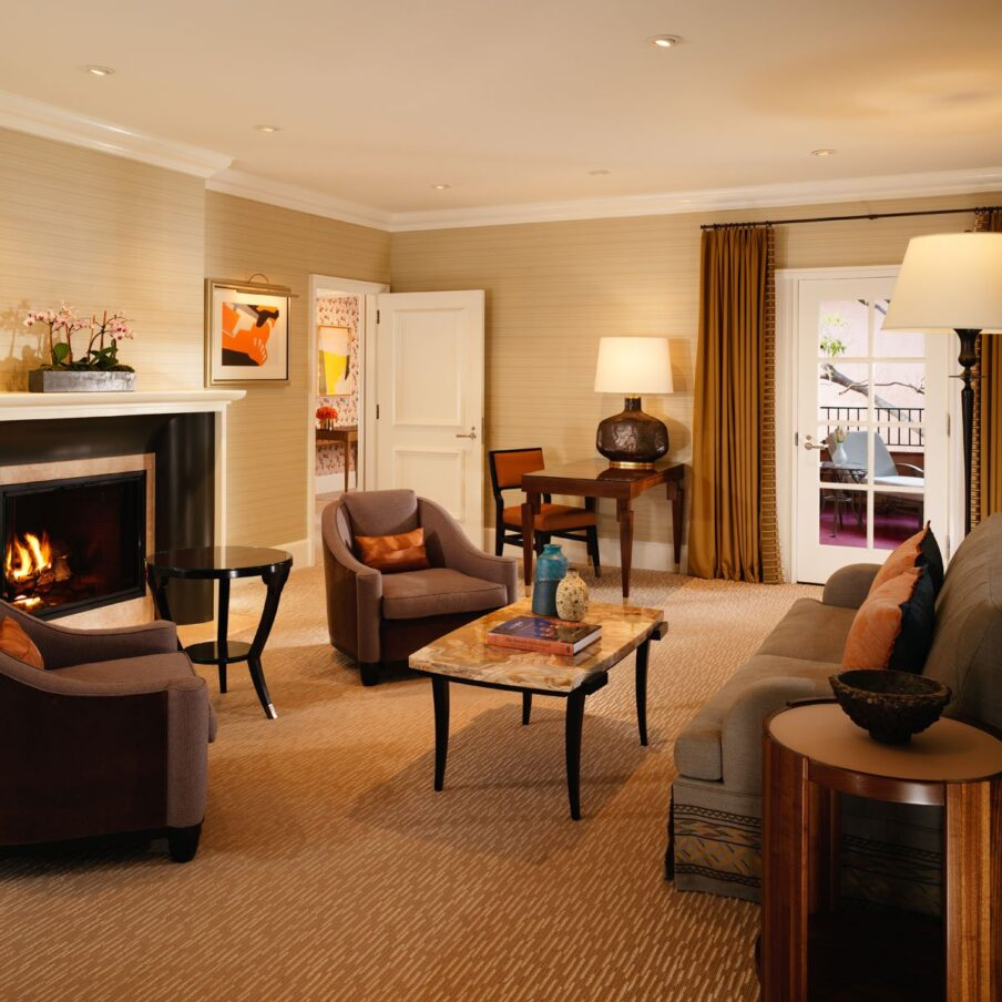 Rooms & Suites - The Beverly Hills Hotel | Dorchester Collection