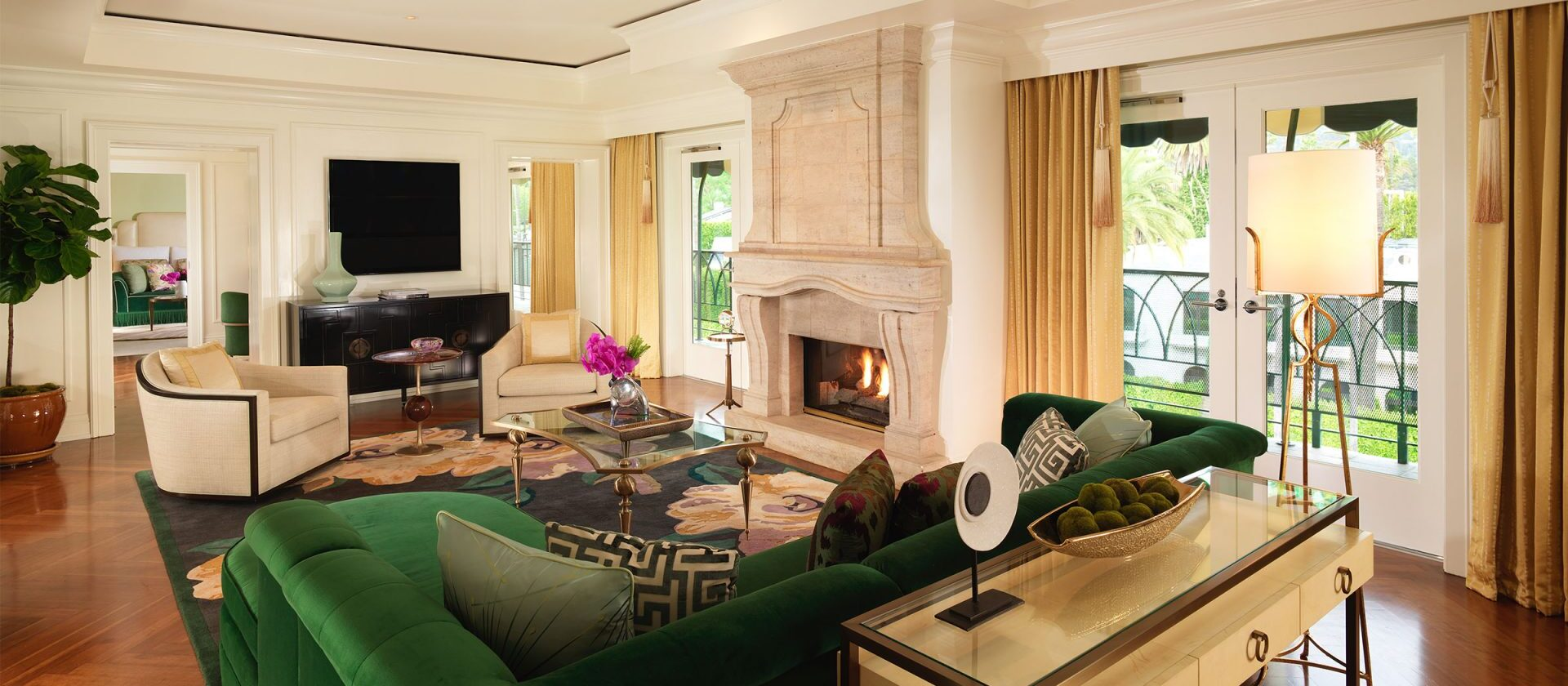 Rooms Amp Suites At The Beverly Hills Hotel Dorchester