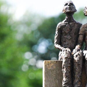 Sculptures at Coworth Park Carol Peace