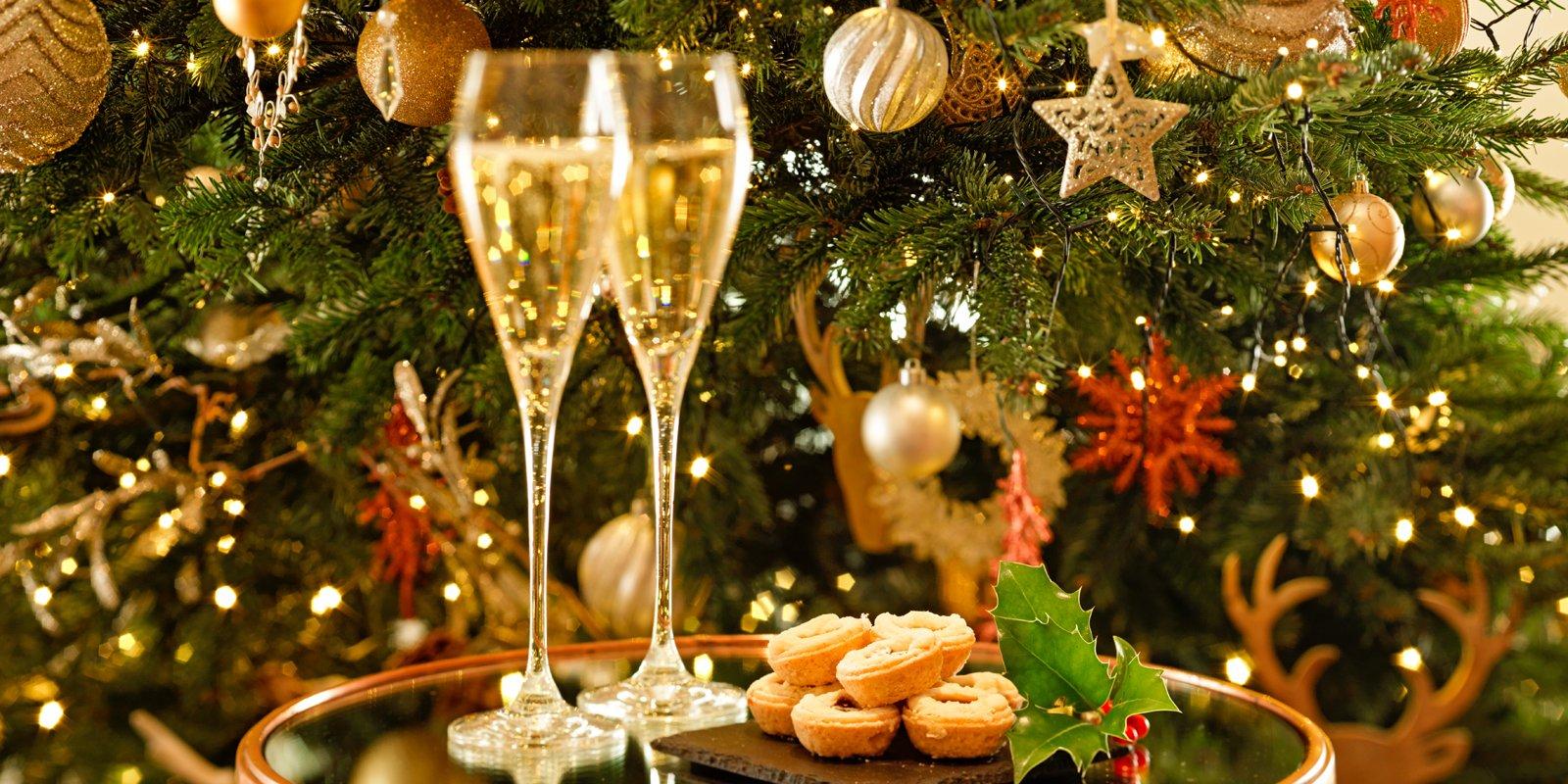 Ascot Park Hotel Christmas Dinner
