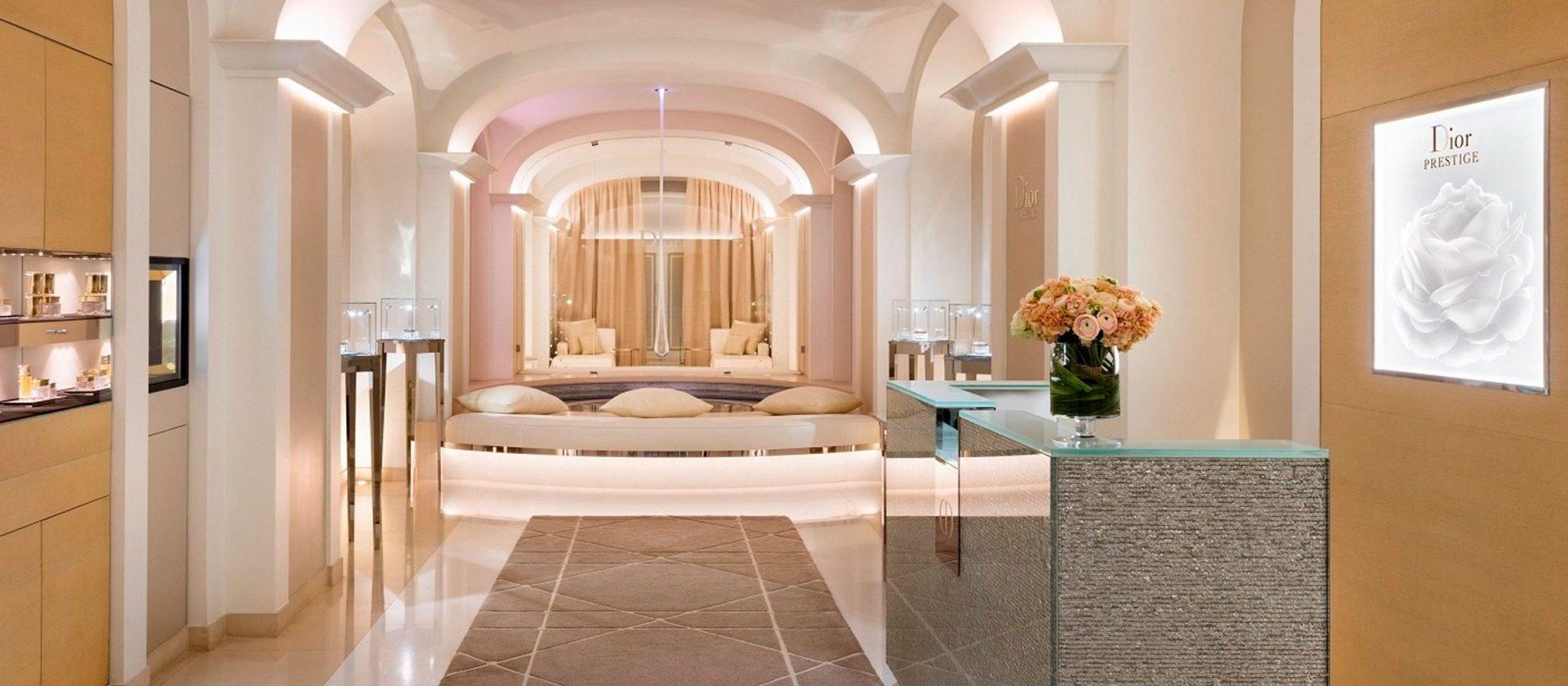 Floor Plans For Restaurants Dior Institut Luxury Spa Paris Hotel Plaza Ath 233 N 233 E