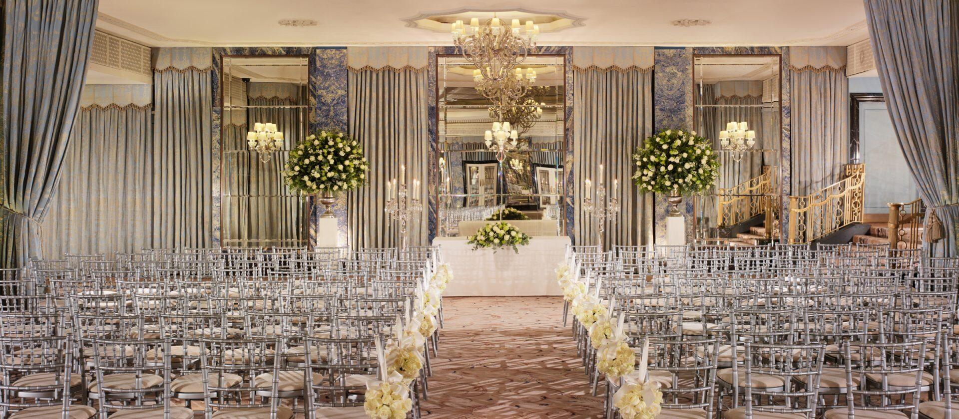 5 Star Luxury Wedding Venues Dorchester Collection