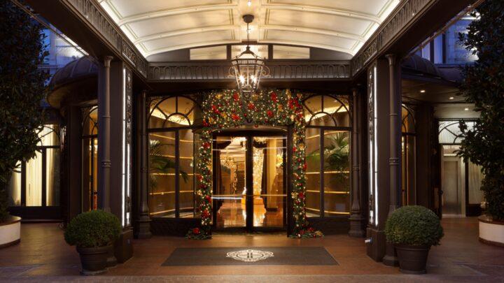 Festive Season at Hotel Principe di Savoia