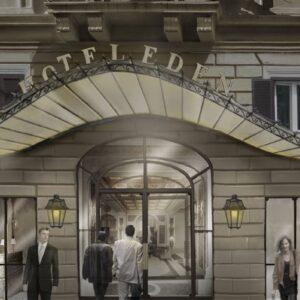 Hotel Eden Reopening