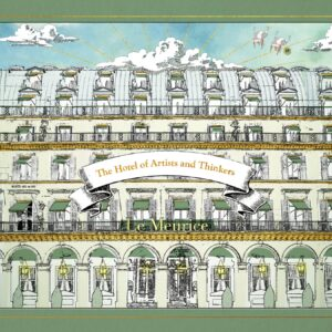 Artistic flair and history at Le Meurice