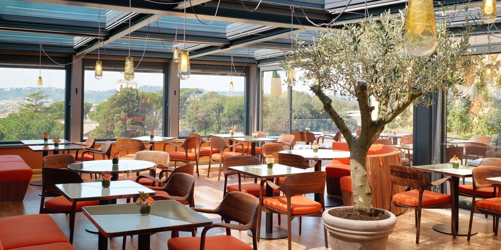 Gourmet Restaurants Rome