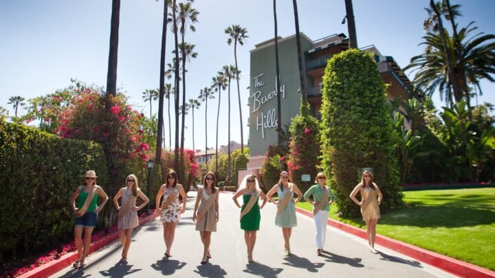 Troop Beverly Hills Inspired Stay