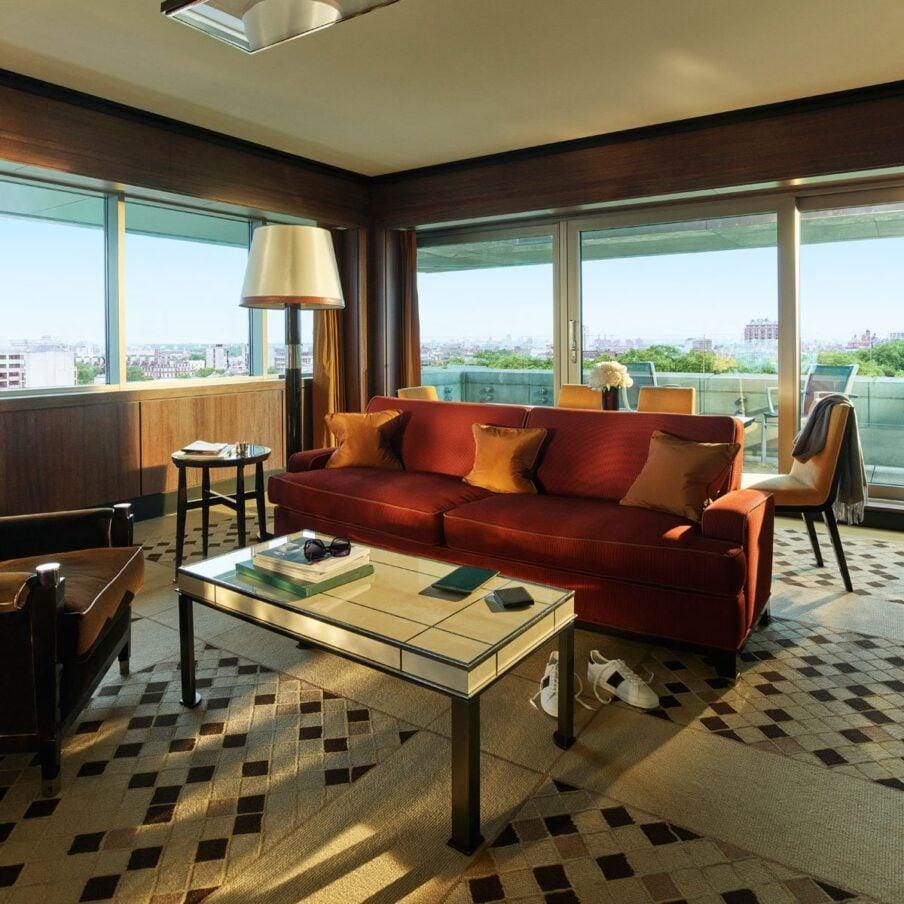 London Balcony Suite