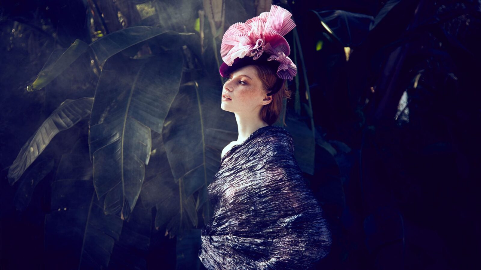 Learn to master the latest millinery styles