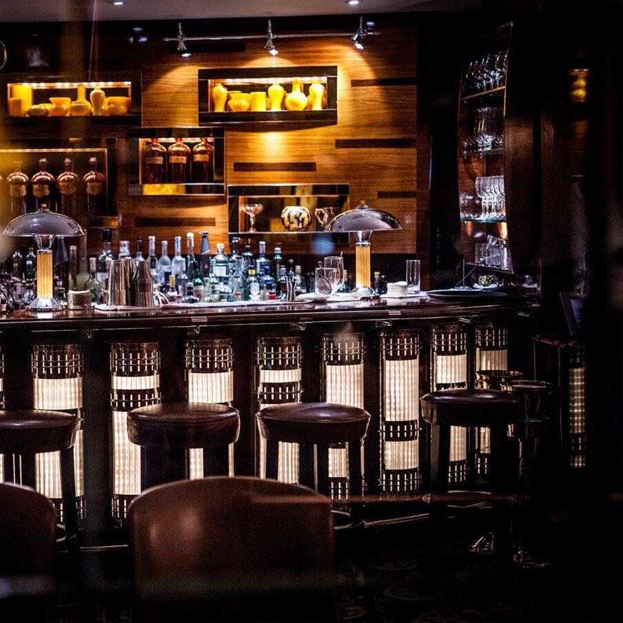 Celebrity bars london