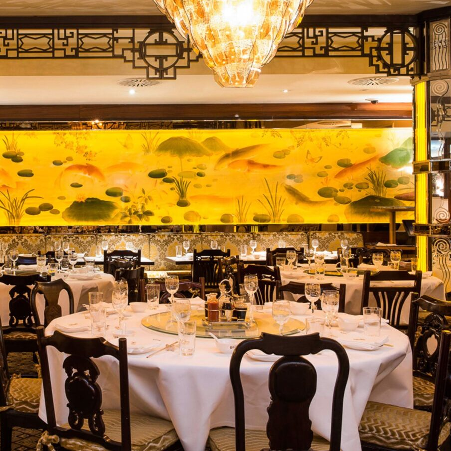 China Tang<br /> at The Dorchester