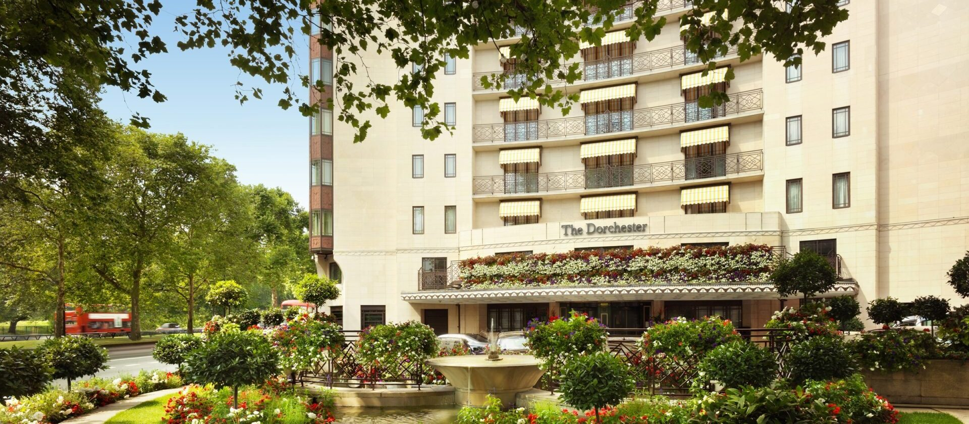 Featured Belvedere Dorchester Collection Hotels