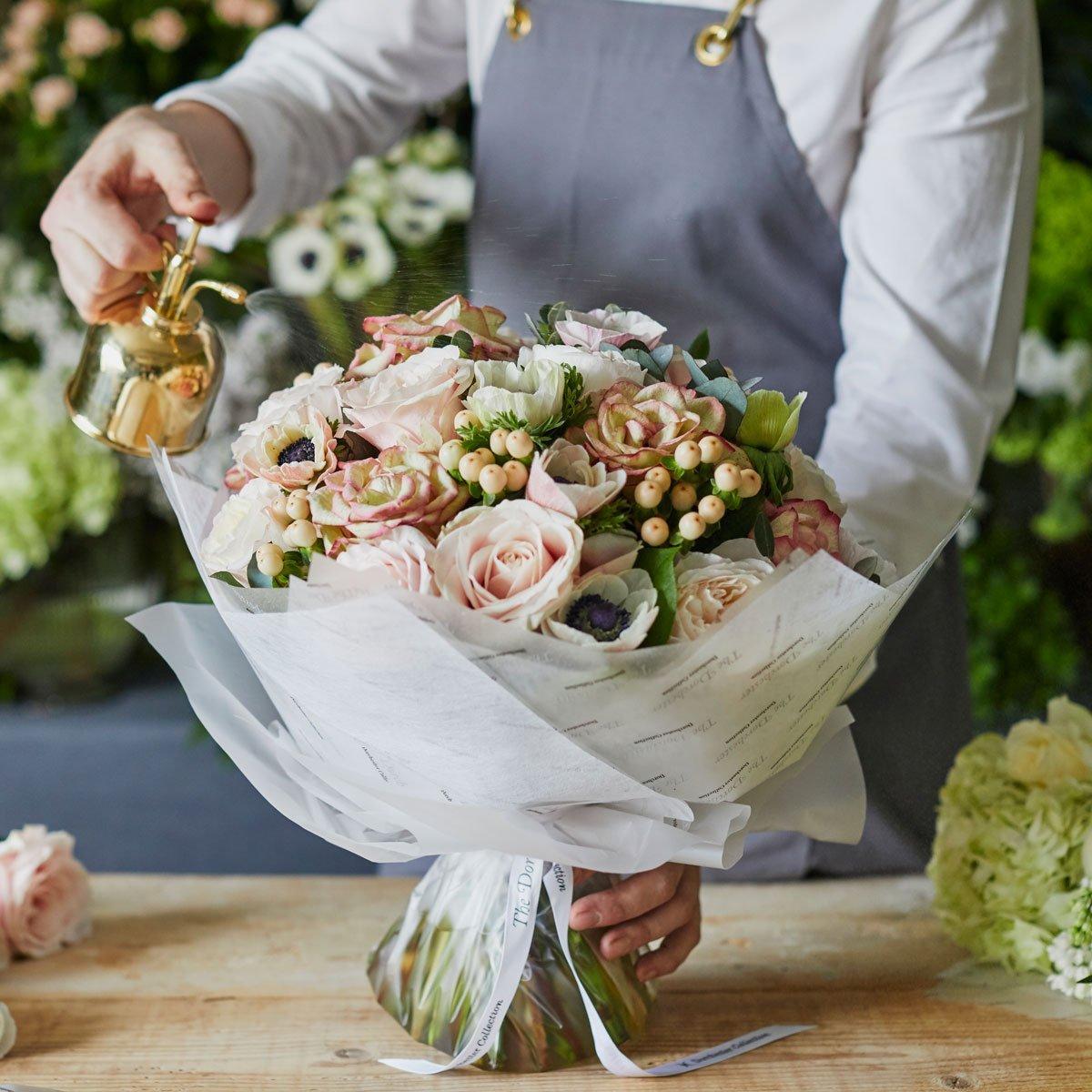 London The Dorchester Florist Workshop