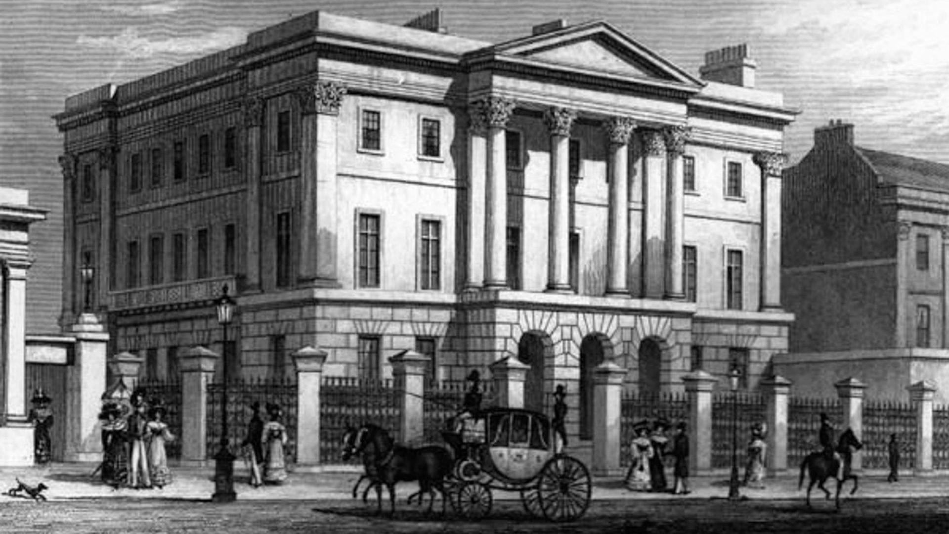 History of 45 Park Lane - London Luxury Hotel | Dorchester