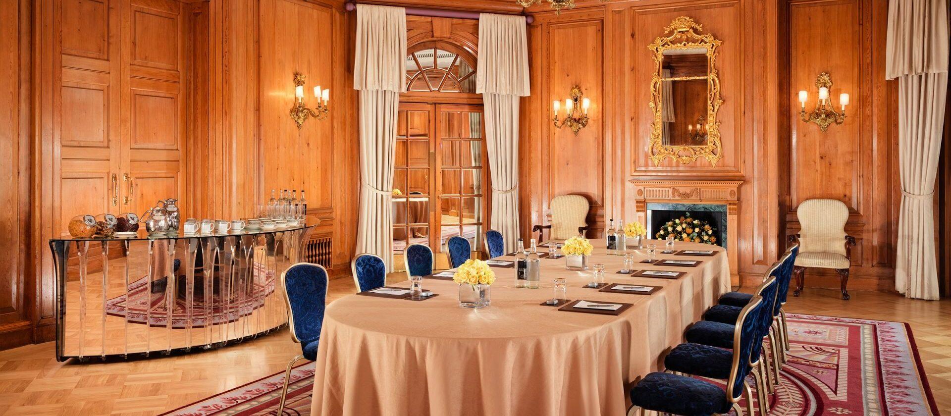 Dorchester Hotel Holford Room