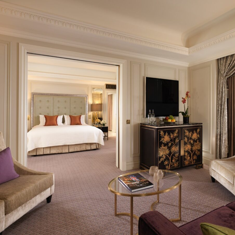 testeur d'hotels de luxe