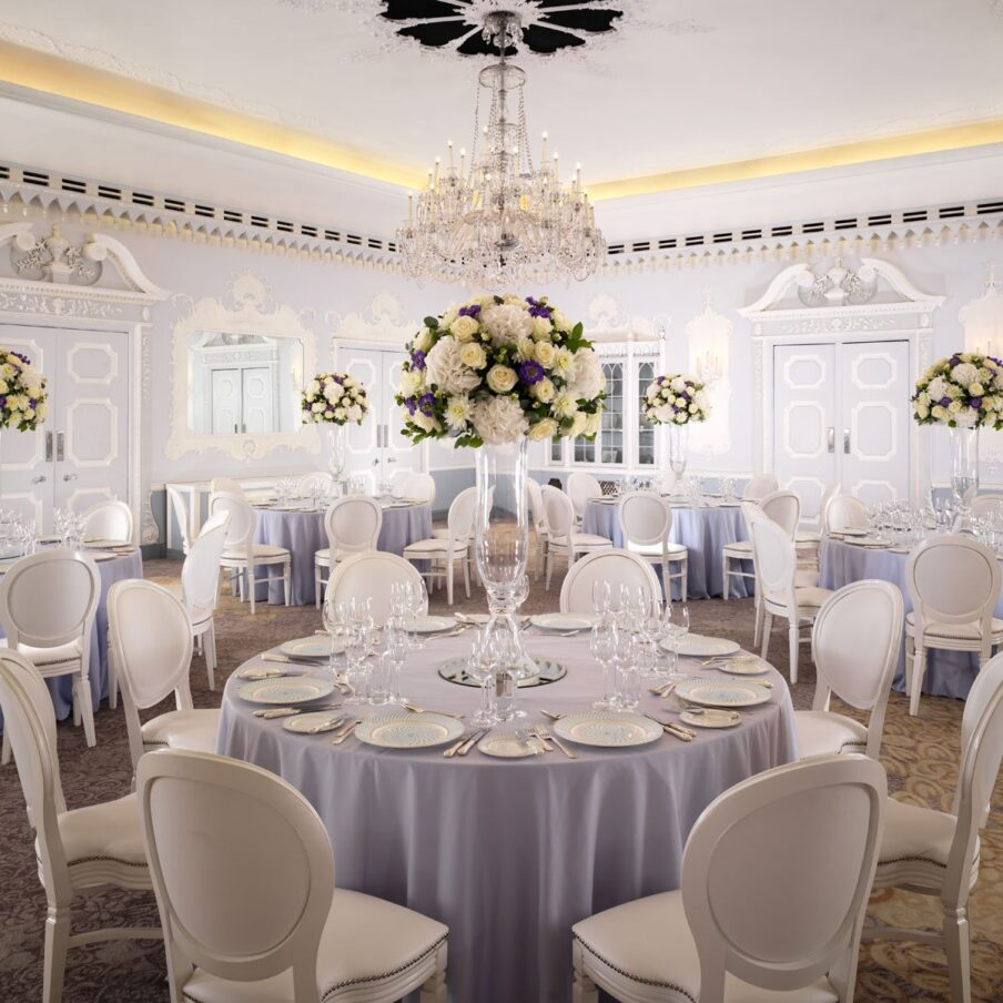 5-star Luxury Wedding Venues