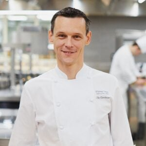 Introducing executive chef Stefan Trepp