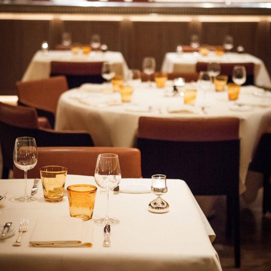 Celebrity restaurants mayfair london