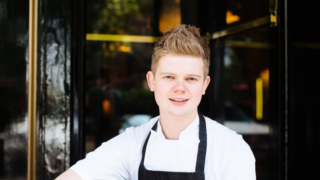 Meet Tom Booton, head chef for The Grill at The Dorchester