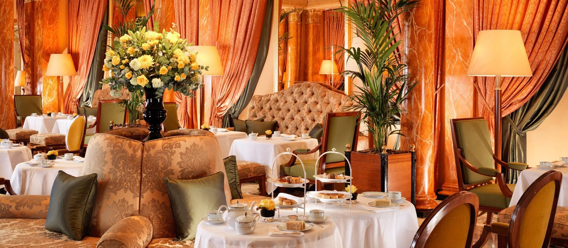 Christmas At The Dorchester Hotel London