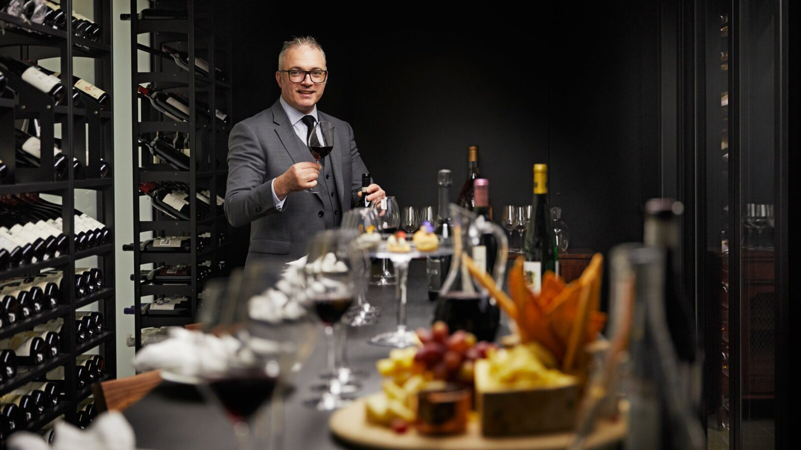 The wonderful world of wine