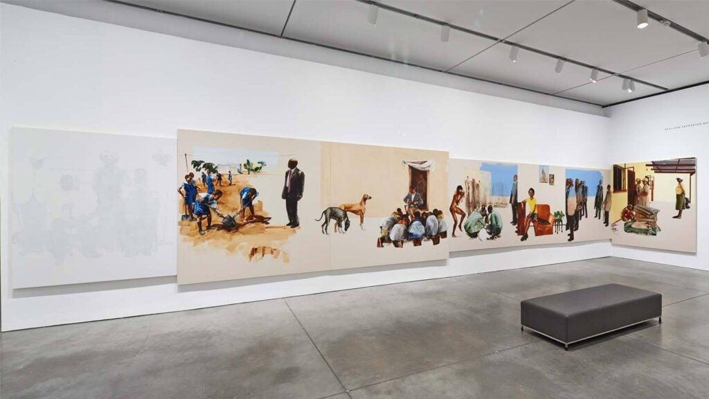 Art inspiration with Gagosian's Gary Waterston