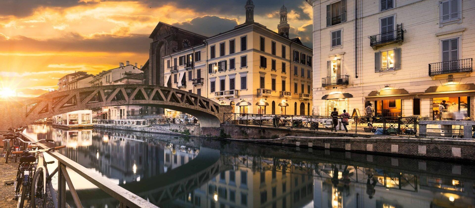 Milan - Fashion Capital of Italy