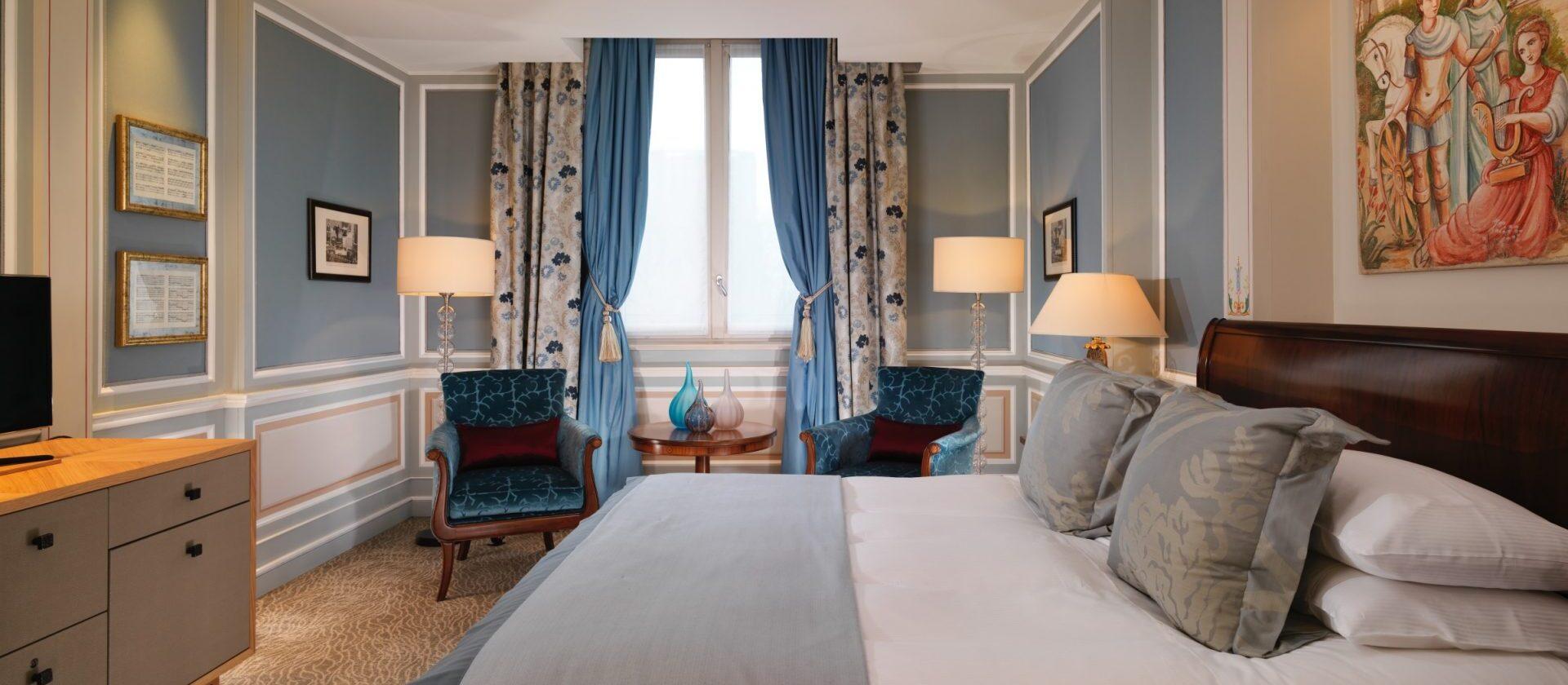 Mosaic Room, Hotel Principe di Savoia