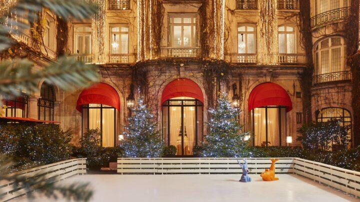 Festive Season at Hôtel Plaza Athénée