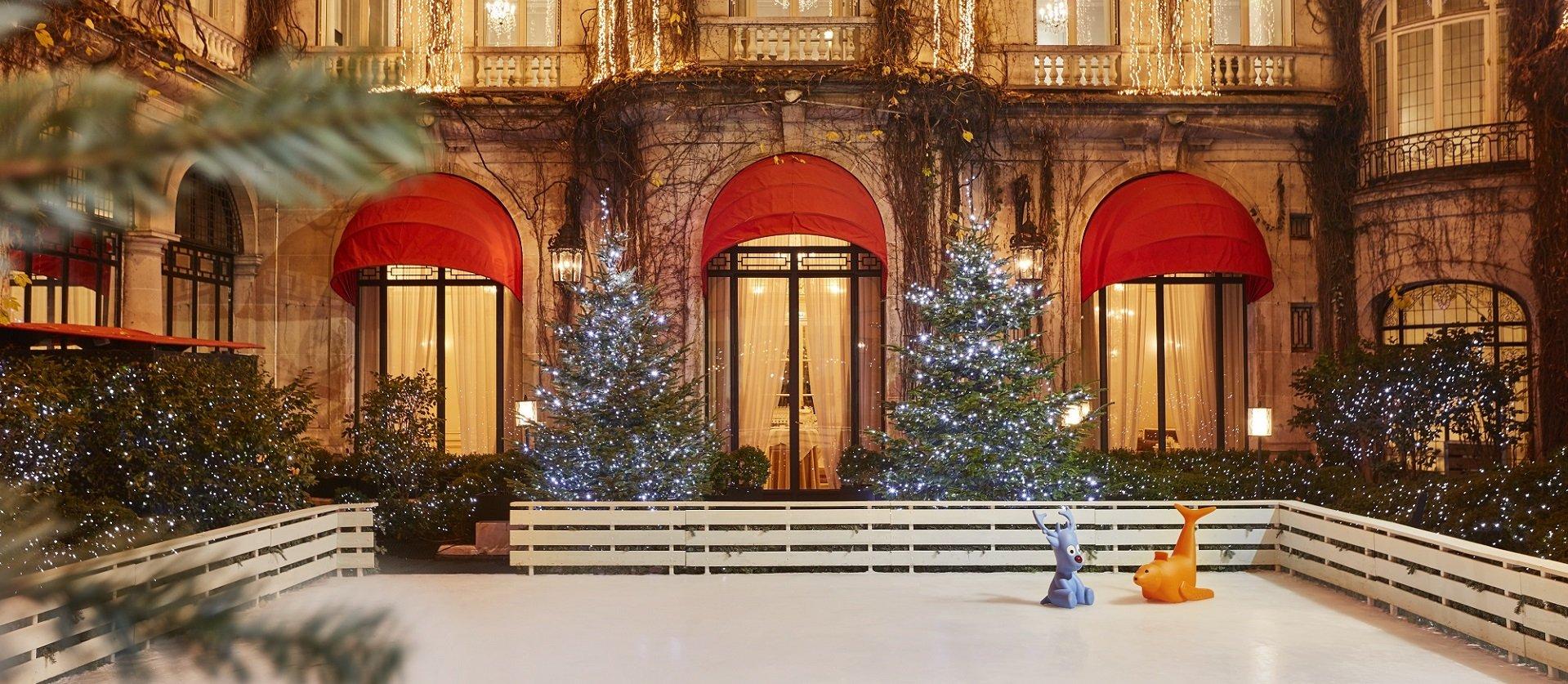 Festive Season at Hotel Plaza Athenee | Dorchester Collection