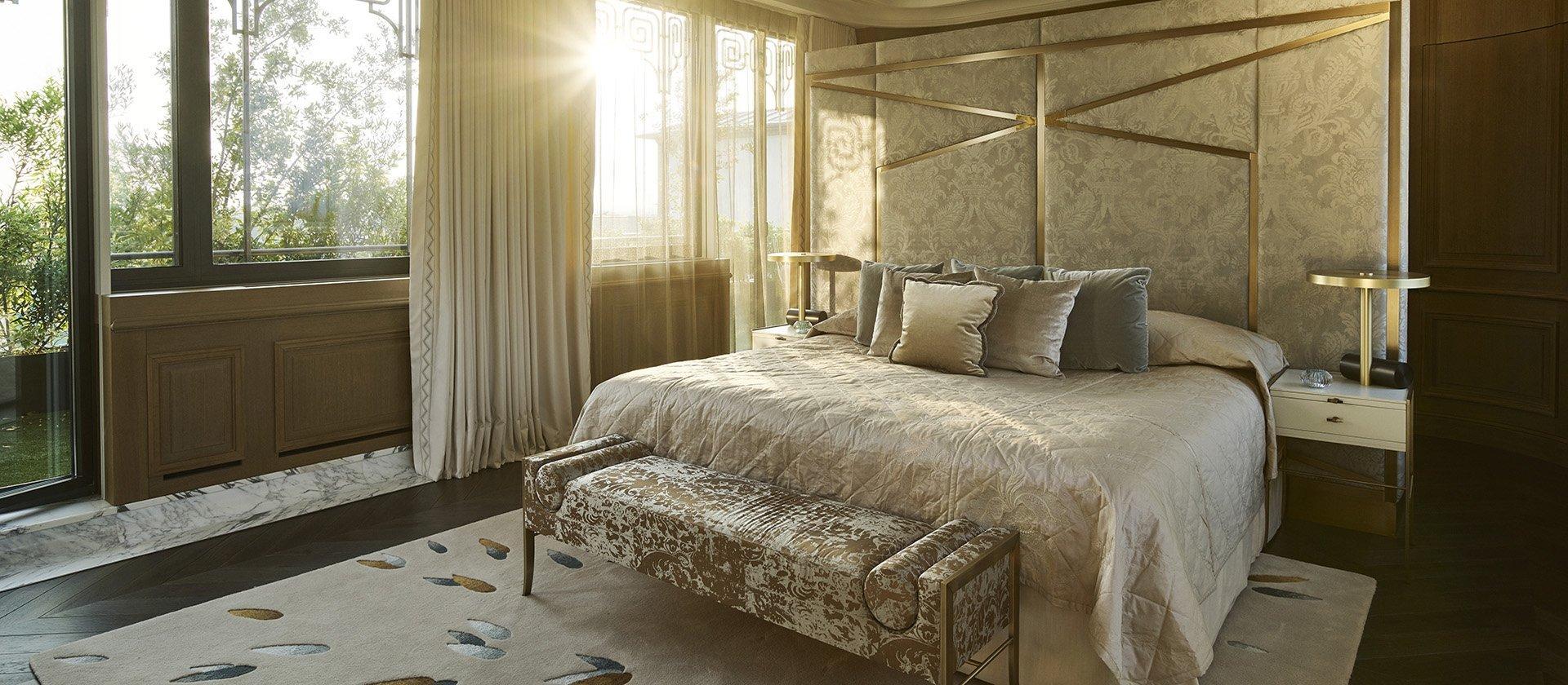 La Maison Du Dressing belle etoile penthouse suite with terrace | dorchester