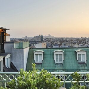 Newly-restored Belle Etoile Suite has the finest view of Paris