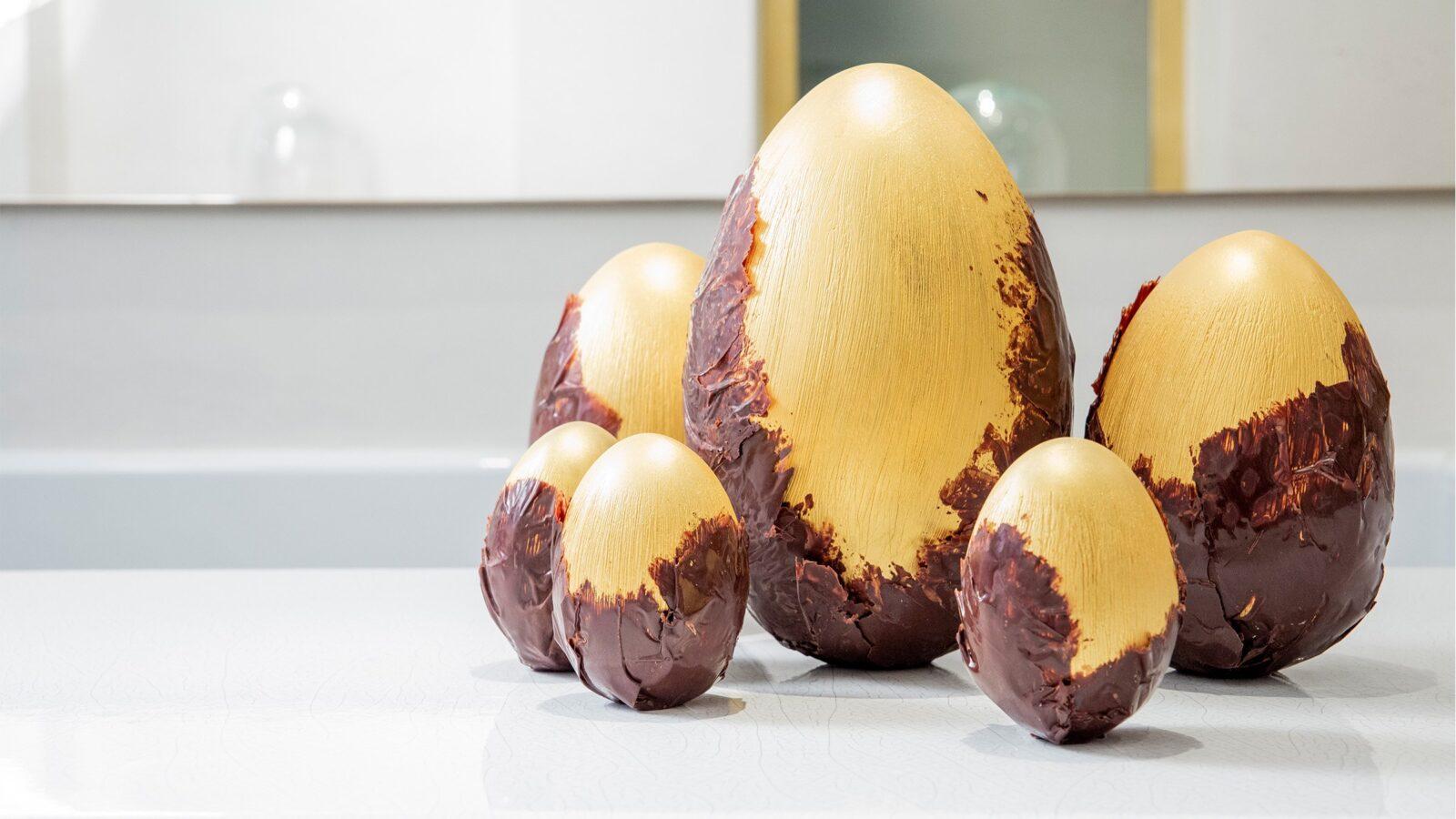 Hazelnut Easter egg