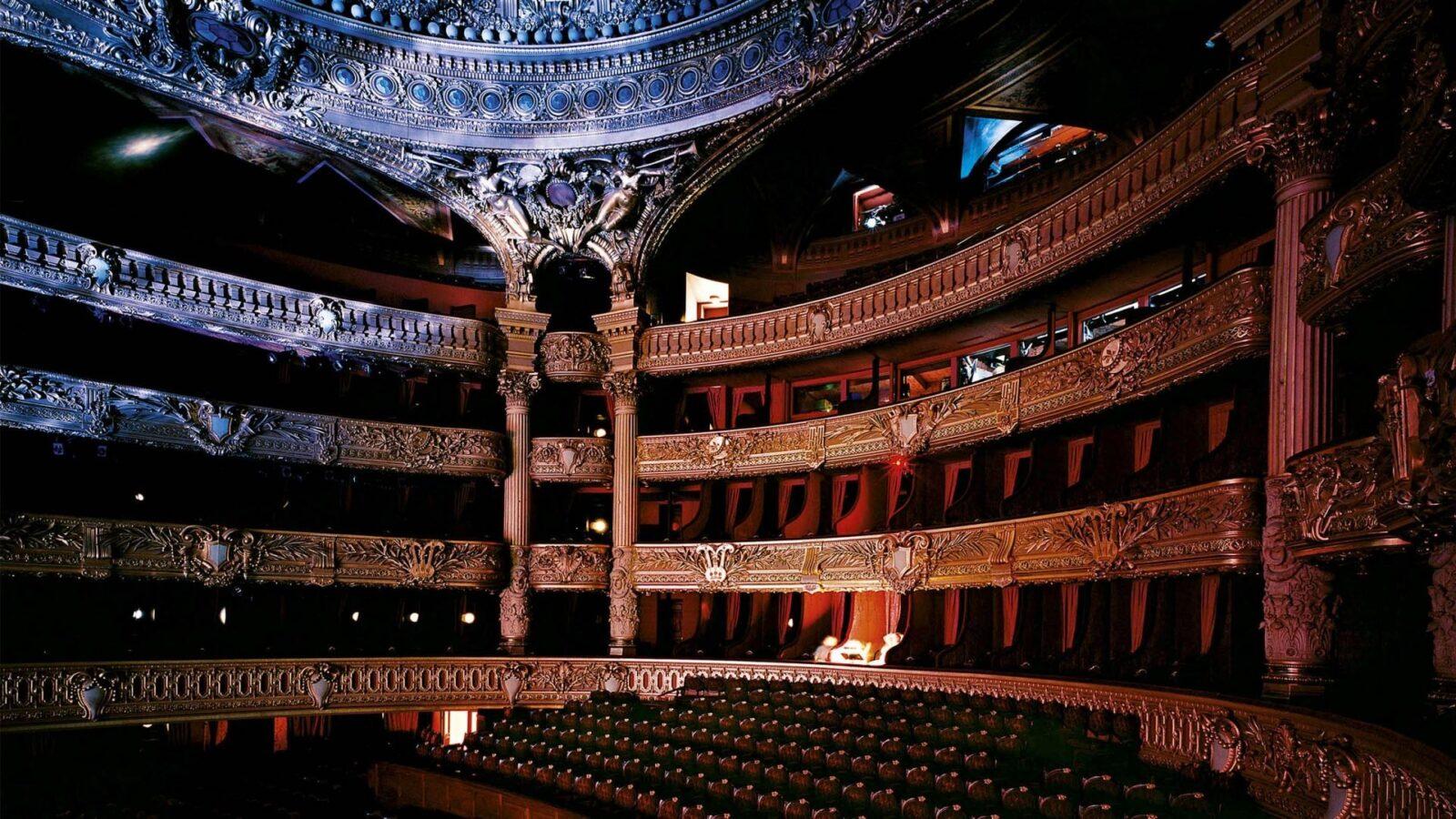 Paris - Le Meurice - La Traviata Experience